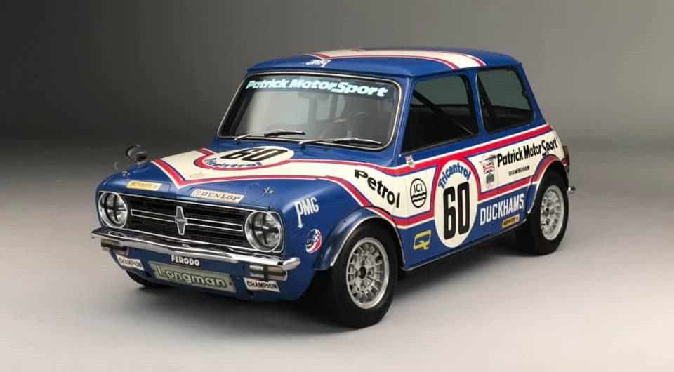 Heute mal wieder ein Classic Car …